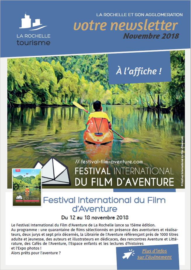 Programme animations La Rochelle novembre 2018 page 1