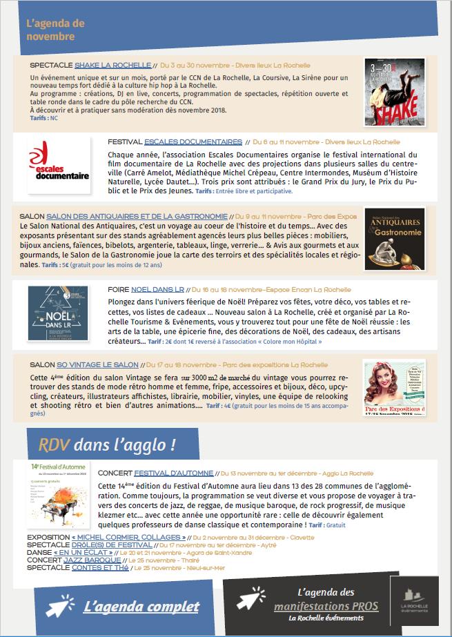 Programme animations La Rochelle novembre 2018 page 3