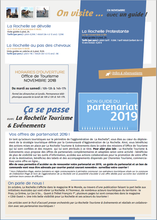 Programme animations La Rochelle novembre 2018 page 4