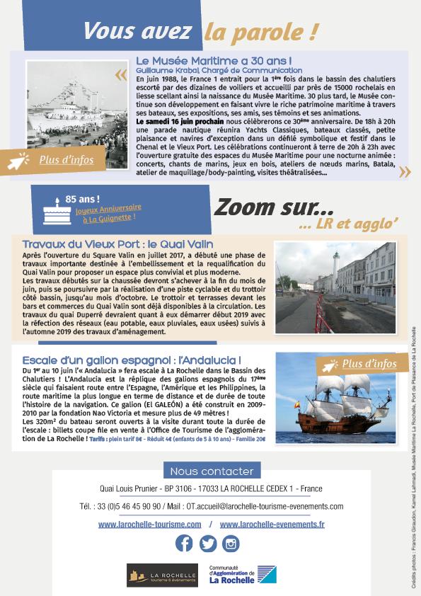 Programme des animations du mois de juin 2018 page 4