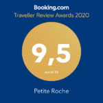 Booking awards 2020. Note 9.5
