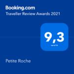 Avis clients Booking 9.3